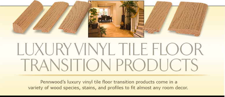 Pennwood Products Gt Products Gt Lvt Transitions